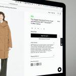 Wymiana lub sprzedaż ubrań w sieci