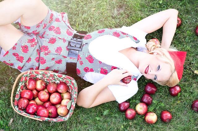Sposób na przechowanie jabłek