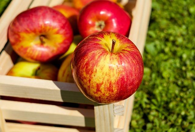 Dlaczego jabłka tak szybko się psują?